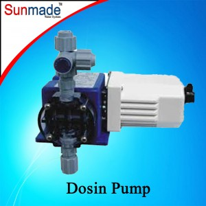 Dosin pump